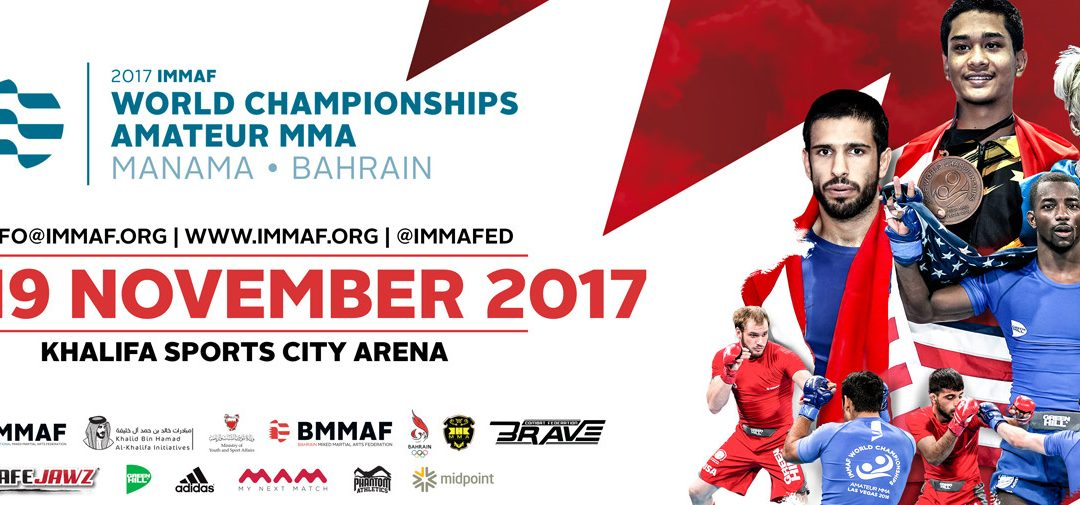 IMMAF WM in Bahrain