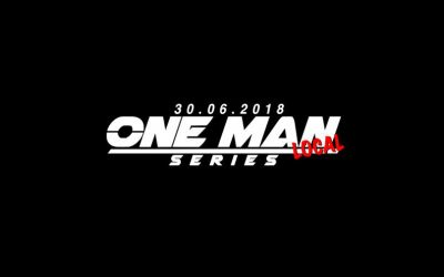 Kooperation mit ONE MAN Series