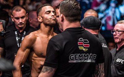 GEMMAF intensiviert Zusammenarbeit mit der UFC