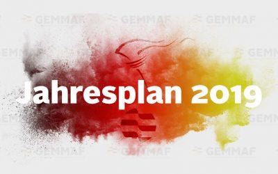 Jahresplanung 2019