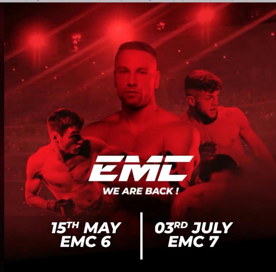 ELITE MMA Championship |EMC 2021