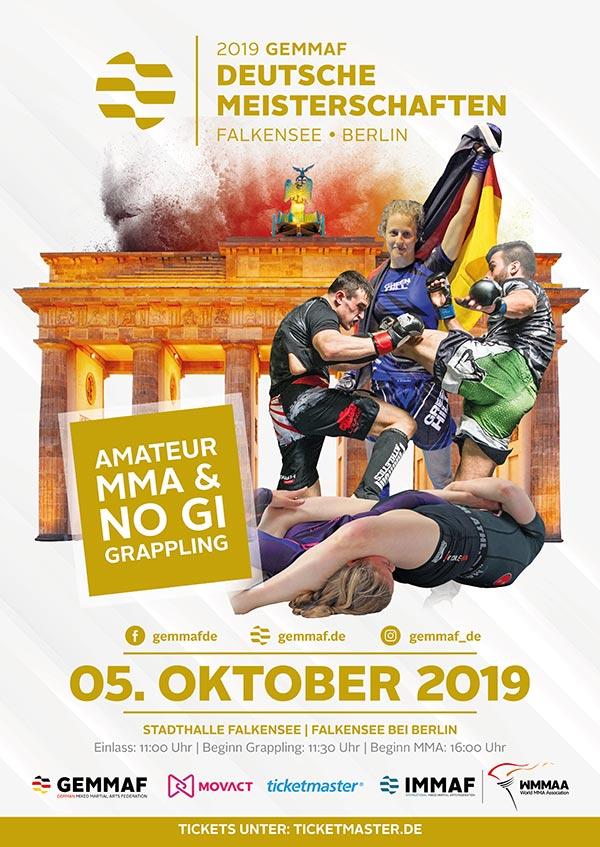 GEMMAF - Deutsche Meisterschaften 2019