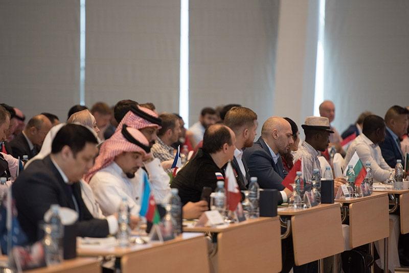 IMMAF Technical Seminar Week - Members Seminar 2021