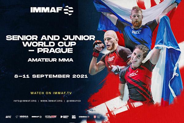 IMMAF 2021 Senior & Junior World Cup Prag