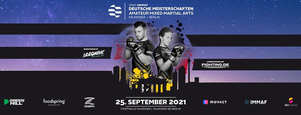 Deutsche Meisterschaften 2021 Falkensee