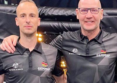 Referee & Inspektor Ausbildung | GEMMAF